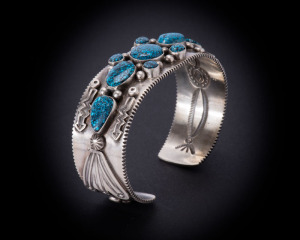 Joe R. Tom Kingman Turquoise