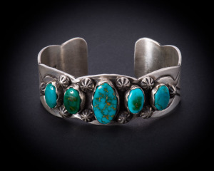 Randy Smith Blue Gem Turquoise