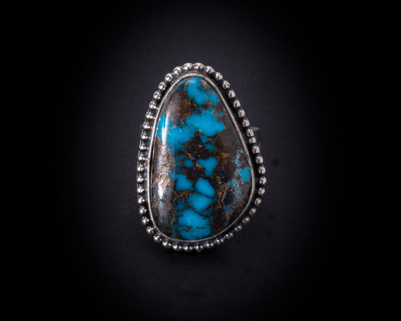 Jeanette Dale Old Persain Turquoise